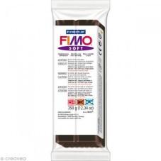 Fimo Soft Chocolat N°75 Pain 350g