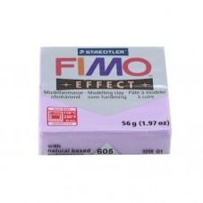 FIMO Effect N°605 Mauve Pastel/Lilas Pain 56g