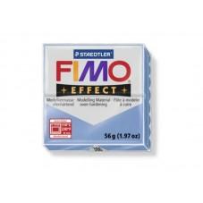 FIMO Effect N°386 Bleu Agate Pain 56gr