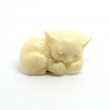 Cabochon Chat en Résine Haute Qualité 15x25mm
