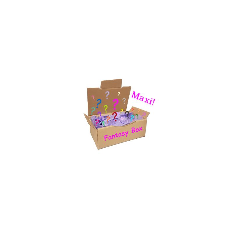 Fantasy Box - Maxi Boîte Surprise pour la Création de Bijoux Fantaisie