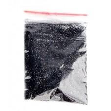 Sachet de 5grs de Paillettes Noires pour Décoration Fiole Globe