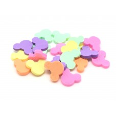 Faux Sucres Mickey Gourmandise Miniature Fimo 2grs