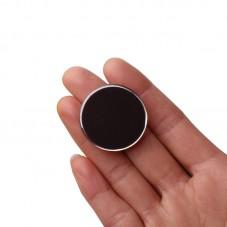 2 Aimants Magnet Autocollant Réfrigérateur 28mm pour Cabochon 30mm