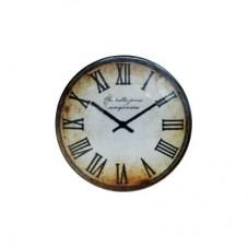 Cabochon en Verre Illustré Horloge 20mm
