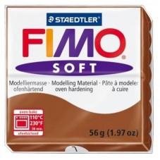 FIMO Soft N° 7 CARAMEL Pain 56g