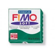 FIMO Soft N°56 Emeraude Pain 56gr