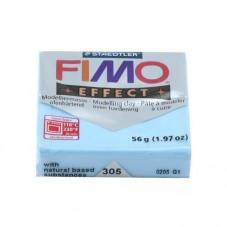 FIMO Effect N°305 Bleu Pastel/Bleu d'Eau Pain 56g pour la Création de Bijoux Fantaisie - DIY