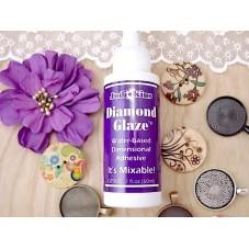 Colle Diamond Glaze Spéciale Cabochon en Verre 60ml